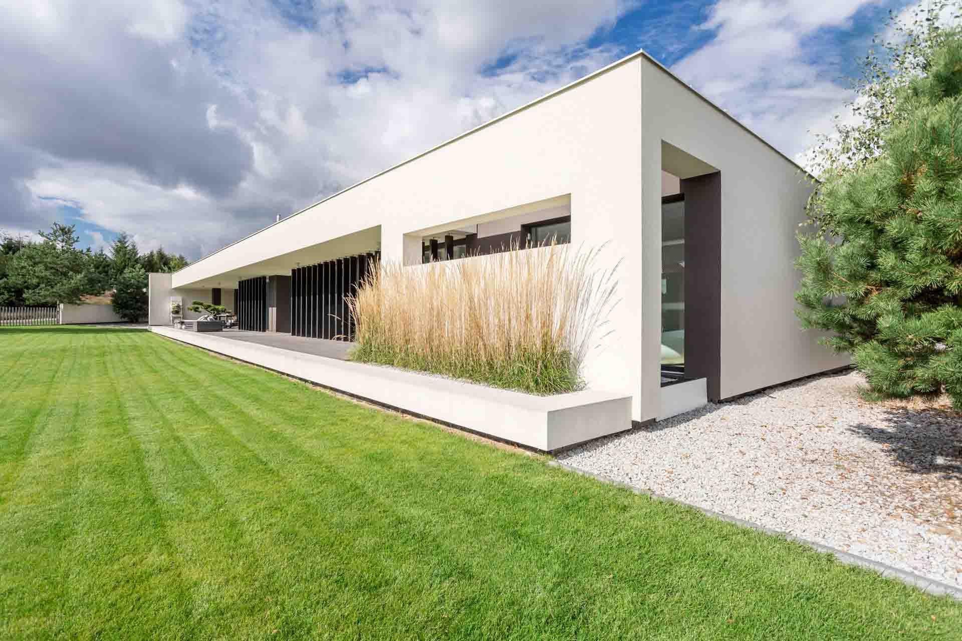 Sie Mochten Gerne Eine Moderne Villa Bauen