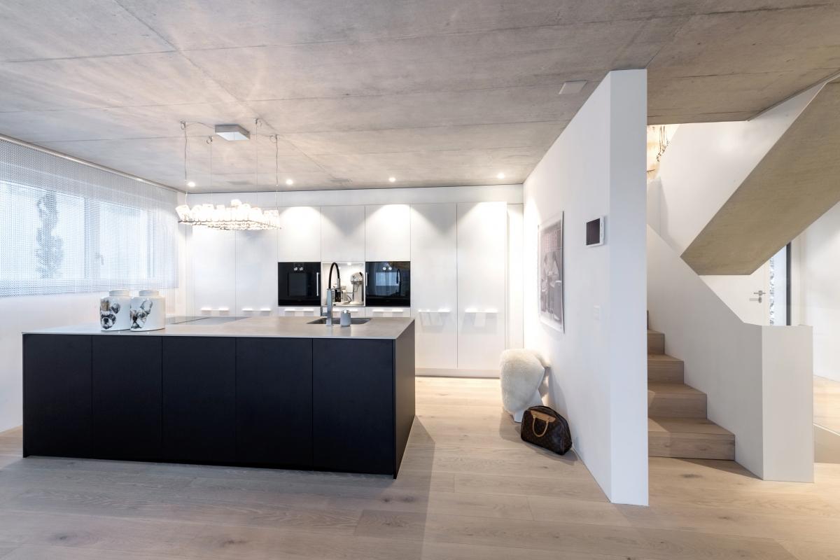 Einfamilienhaus mit exklusiver Innenarchitektur bauen
